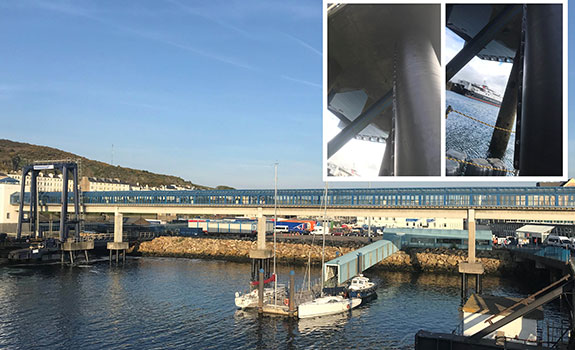 The Douglas Harbour Project.