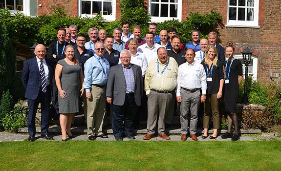 Delegates at the Winn & Coales International Conference.