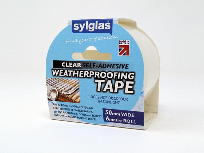 Sylglas Weatherproofing Tape