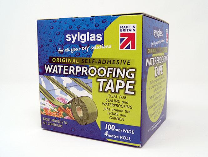 Sylglas Original Waterproofing Tape 100mm