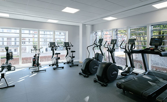 A new state-of-the-art fitness suite
