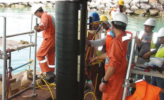 2000 FD - Rigspray - Qatar - Banana Island Proj