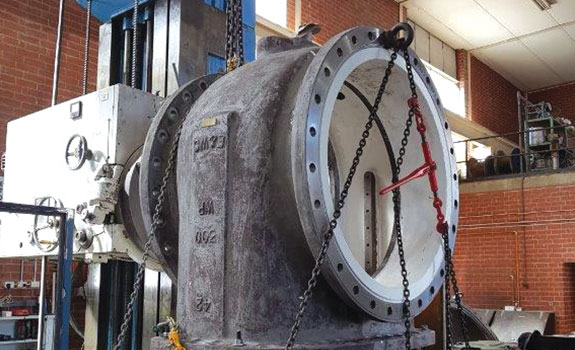 Large Bore Water Valves
