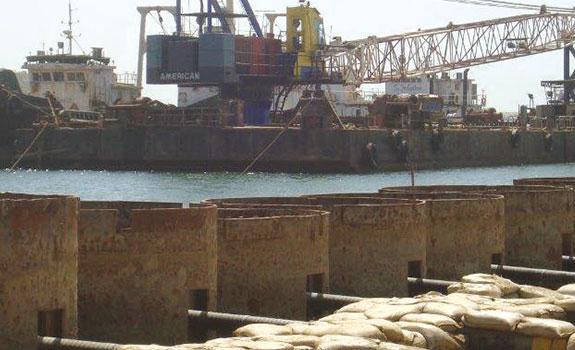 Densopol 60HT - Pakistan - Karachi Port Trust