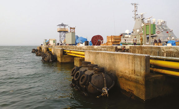 Densyl Tape System - SN - India - Goa Shipyard
