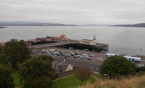 Dunoon-Pier