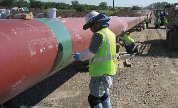 Protal 7200 - USA - Canada - Crude Oil Pipeline