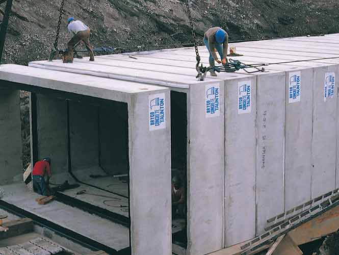 Joint Sealing of Concrete Structures