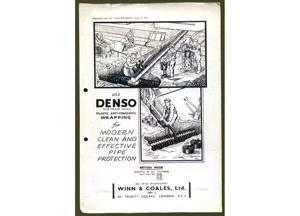Denso 1930-1940