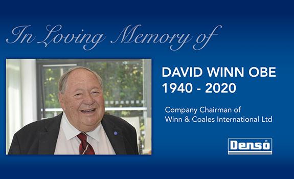 Mr David Winn