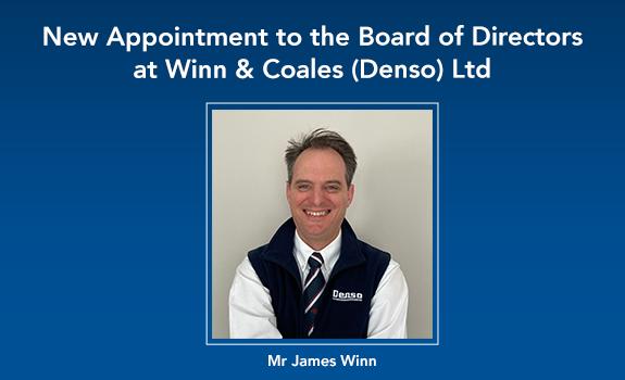 Mr James Winn